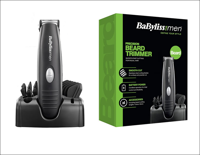 win a babyliss precision beard trimmer for men goldenoffers. Black Bedroom Furniture Sets. Home Design Ideas